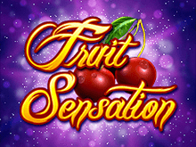 Слот Fruit Sensation