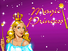 Игровой автомат Magic Princess с бонусами
