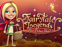Игровой аппарат FairyTale Legends: Red Riding Hood от NetEnt